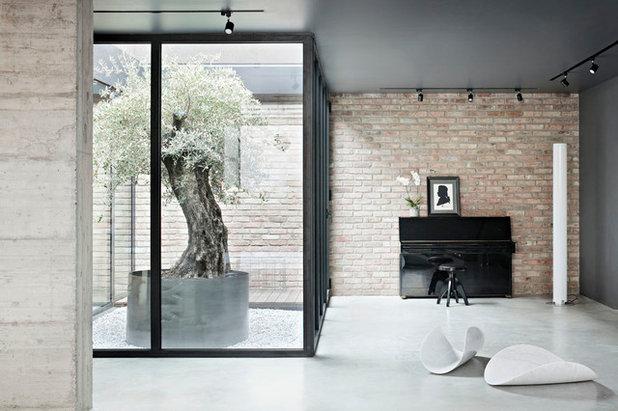 Contemporaneo Salotto by Dotti Alessandro_architetti