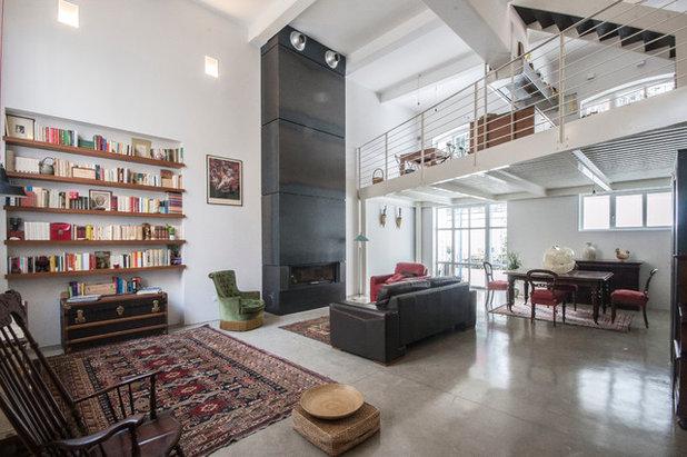 7 soluzioni elegantissime per riempire pareti molto alte for Architetto d interni consigli
