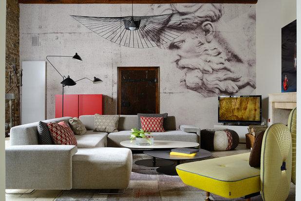 Modern Wohnzimmer by MOROSO