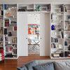 ¿Una librería en el salón? Tres expertos nos cuentan cómo diseñarla