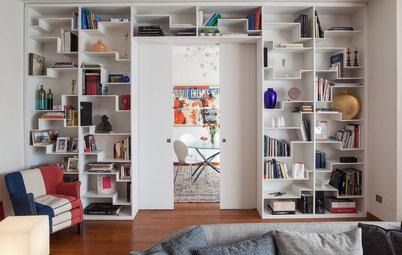 Il Meglio di Houzz 2018: 28 Bellissime Librerie