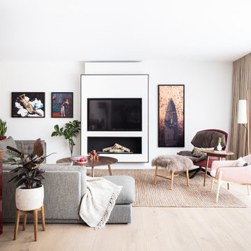 Modern New Home