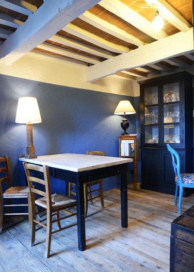 Amazing soggiorno rustico chic soggiorno rustico in legno for Rustico elegante soggiorno