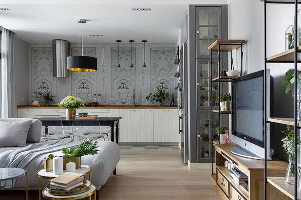 Современный Гостиная by K-studio Interior Design