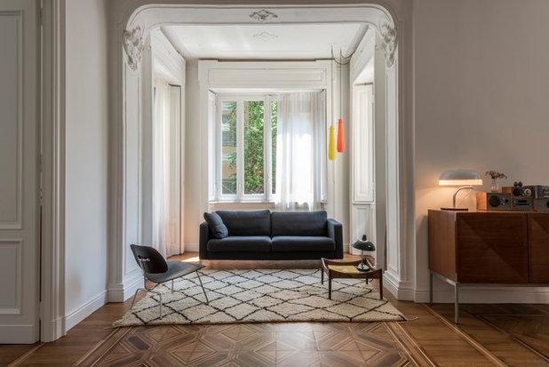 Modern Wohnzimmer by arnouva elanández