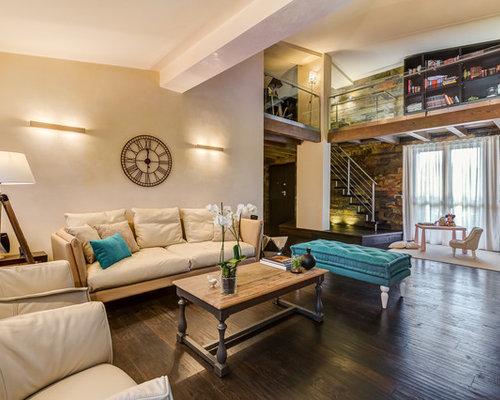pareti beige. awesome decorare con le pareti grigie e mobili beige ... - Parete Soggiorno Minimal