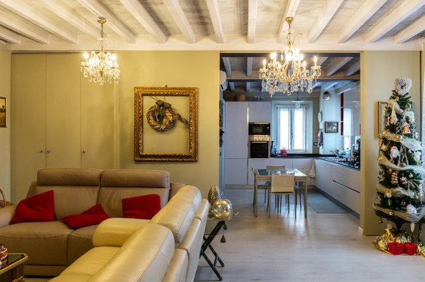 Classico Soggiorno by Studio Pinelli