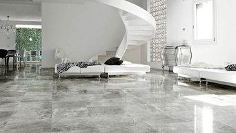 Pavimenti Marmo Carrara Posa in opera,Stuccatura & Lucidatura a Specchio