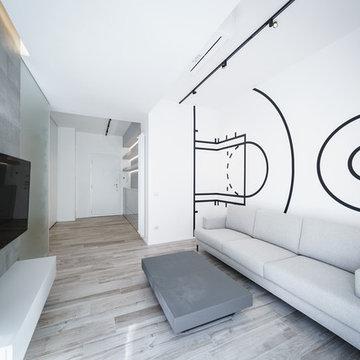 Playground Apartment, Rome