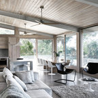 Contemporary Living Room Designs. Farmhouse Living Room  Private house Ocean view Vicky s Homes Vittorio