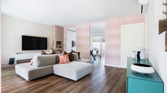 Progetto di Interior Design di una casa a Cordenons (PN)