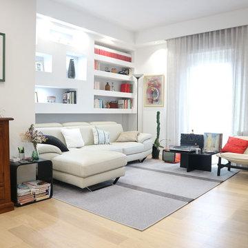 Progetto ristrutturazione e arredamento di interni-Iglesias