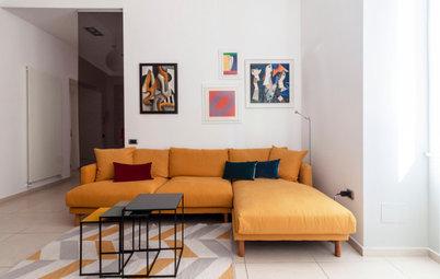 Rinnovare in Affitto: Relooking con Colore e Interventi Light