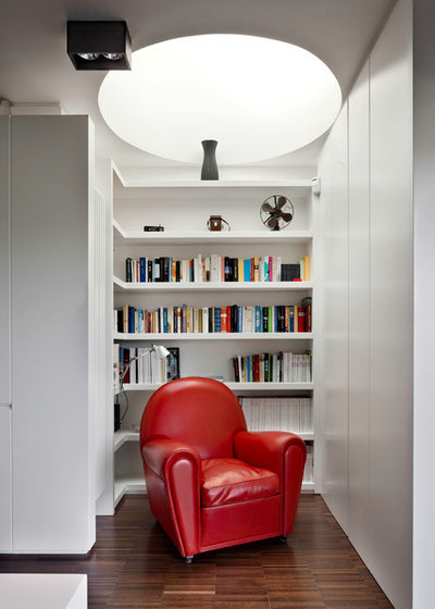 Contemporary Family & Games Room by Westway Architects