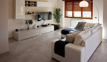 Restyling appartamento nel verde di Roma