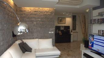 Restyling completo appartamento   80 MQ