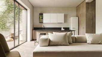 Restyling soggiorno Villa | Natural design | 40 MQ