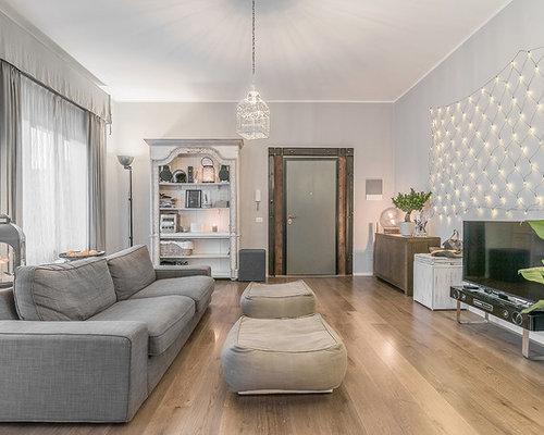 Foto e Idee per Soggiorni - soggiorno scandinavo