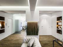 7 pareti in legno per scaldare la casa - Bucare piastrelle bagno ...