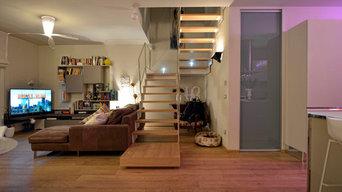 Servizio fotografio di interni per Residenza privata a Reggio Emilia