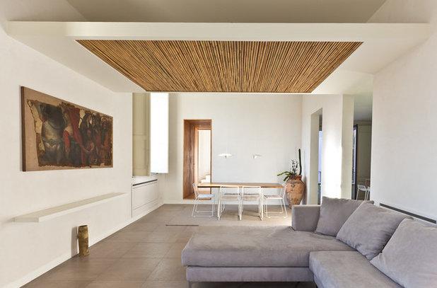 Contemporaneo Soggiorno by luigi pardo architetti