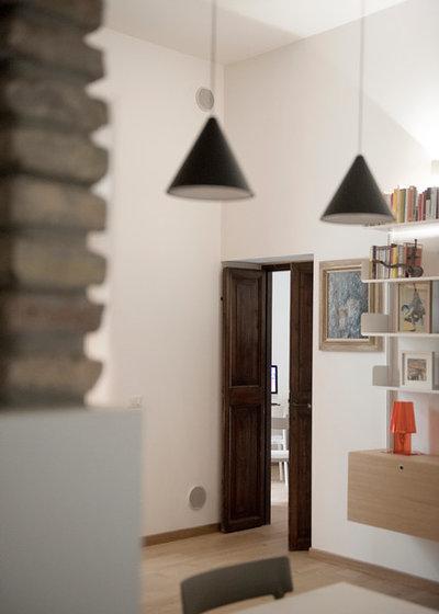 Contemporaneo Soggiorno by 02A Studio | Architettura & Design