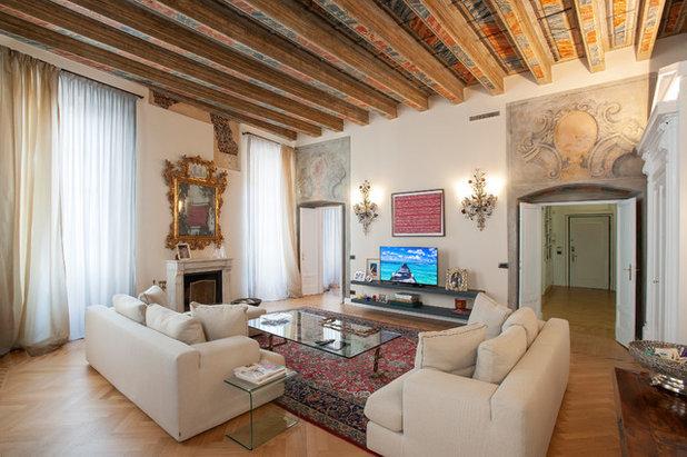 Mediterraneo Salotto by Officina Di Progettazione