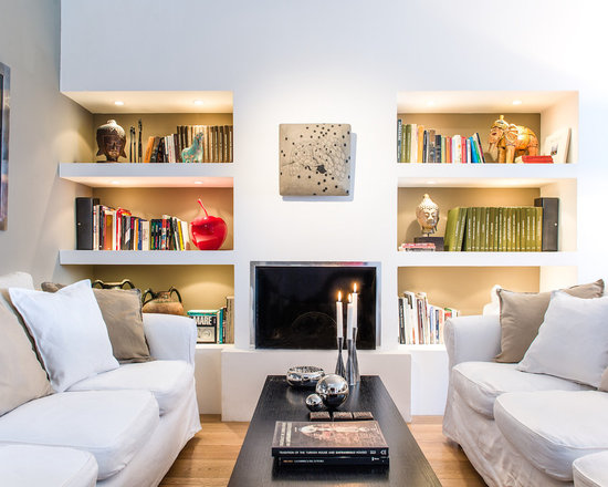 Exellent Eclectic Living Room Furniture Saveemail Intended Modern Ideas