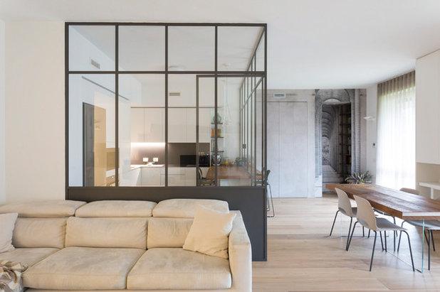 Contemporaneo Soggiorno by T+T Architettura