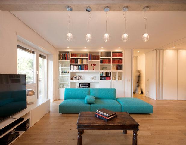 Contemporaneo Salotto by Arabella Rocca Design
