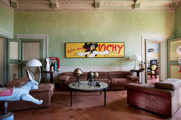 Eclettico Soggiorno by Valentina Socci Photographer