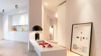 Un appartamento dal gusto elegante e minimal - 130mq