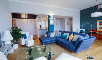 Un appartamento in BLU
