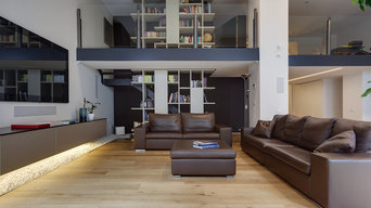 Un loft... con giardino | 200 mq