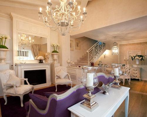 Foto e idee per arredare casa shabby chic style for Soggiorno shabby