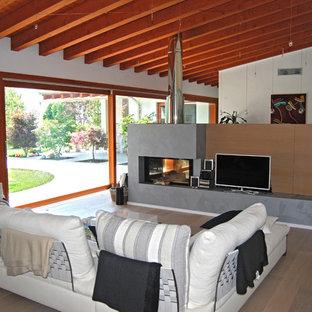 Villa in legno a Flaibano (Ud)