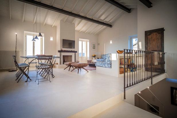 Family Room by IB Studio
