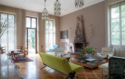 Personaggi: Osvaldo Borsani e la Villa di Varedo
