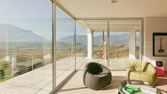 villa privata sulla Majella