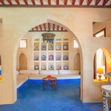 Villas and Apartments Interiors