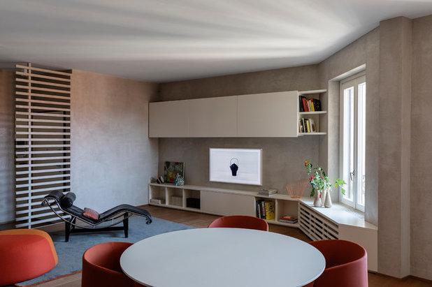 Soggiorno by Eugadesign Studio