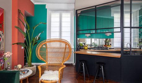 La Pro Trasforma 100mq col Colore (Ispirandosi a Le Corbusier)