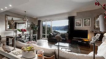 Vista Lago Como
