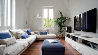 Volta a stella per un appartamento tipico leccese | 150 Mq
