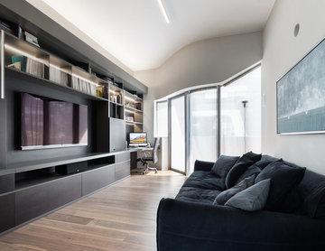 Z. Hadid - Building Project | C. Lamparelli - Interior Project