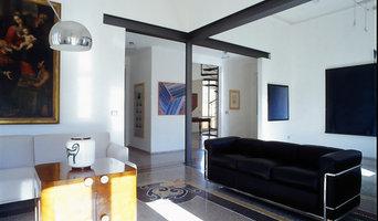 Zona giorno - Casa Fondazione Zappettini