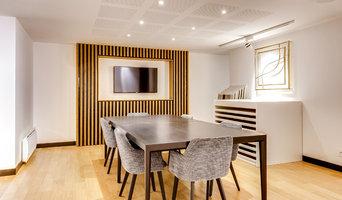 Aménagement du showroom de vente Bouygues Immobilier Premium - Neuilly-sur-Seine