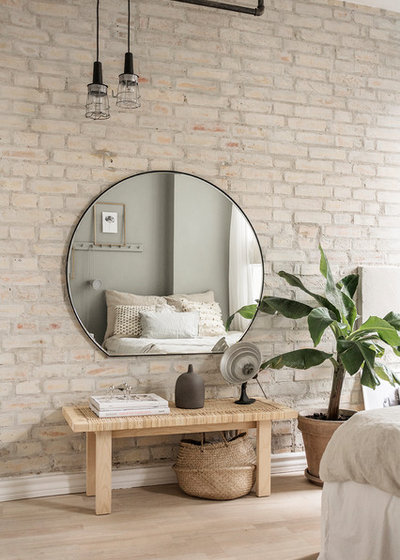 Scandinavian Bedroom by A little story