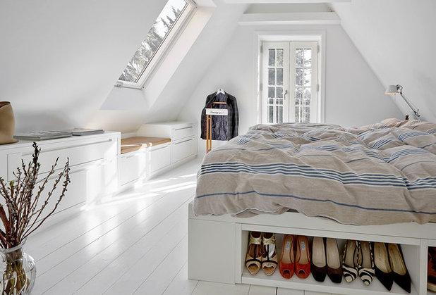 Skandinavisk Sovrum by boform Hellerup