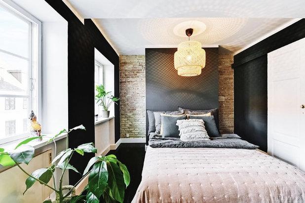 Skandinavisk Soveværelse by HUBSTAY Boligstyling